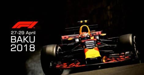 Sport: Le Grand Prix 2018 de Formule 1 de l'Europe àBakou